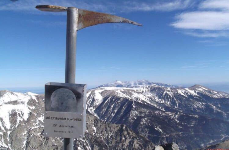 12 de novembre: sortida Pic de la Pasturia